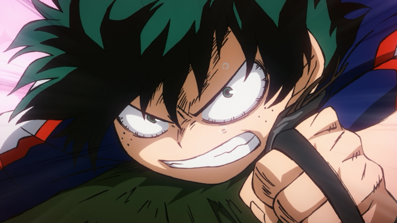 Watch My Hero Academia Season 2 Episode 16 Sub & Dub | Anime