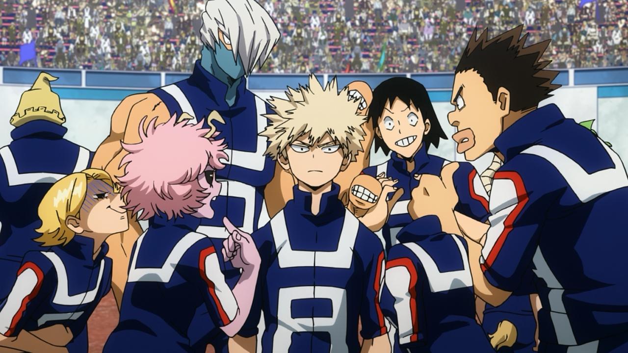 Watch My Hero Academia Season 2 Episode 17 Sub & Dub | Anime