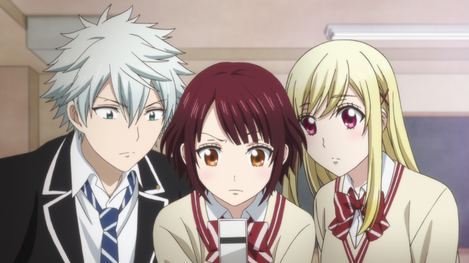 Watch Yamada Kun And The Seven Witches Season 1 Episode 2 Sub