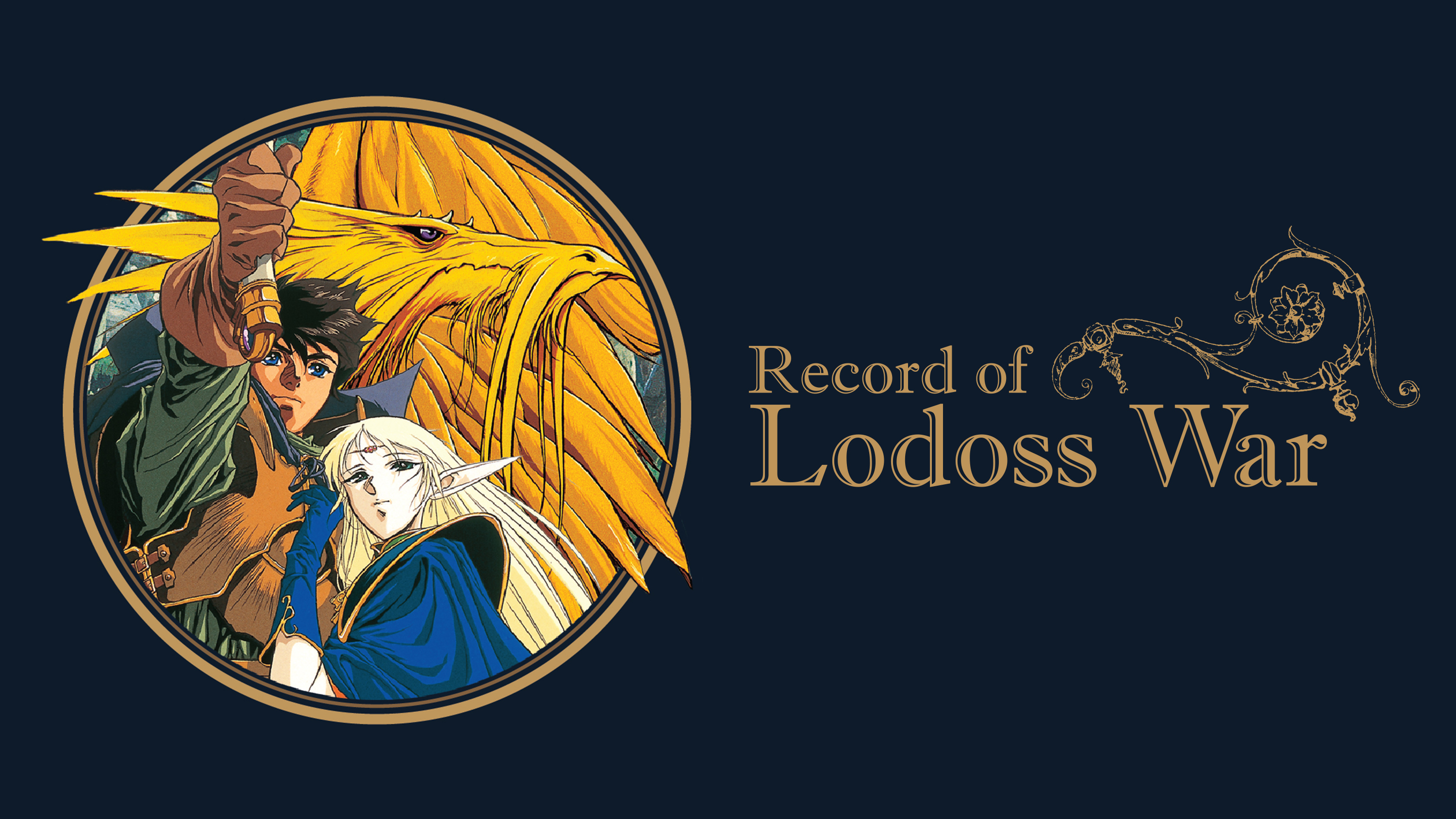 Watch The Record Of Lodoss War Episodes Sub Dub Action