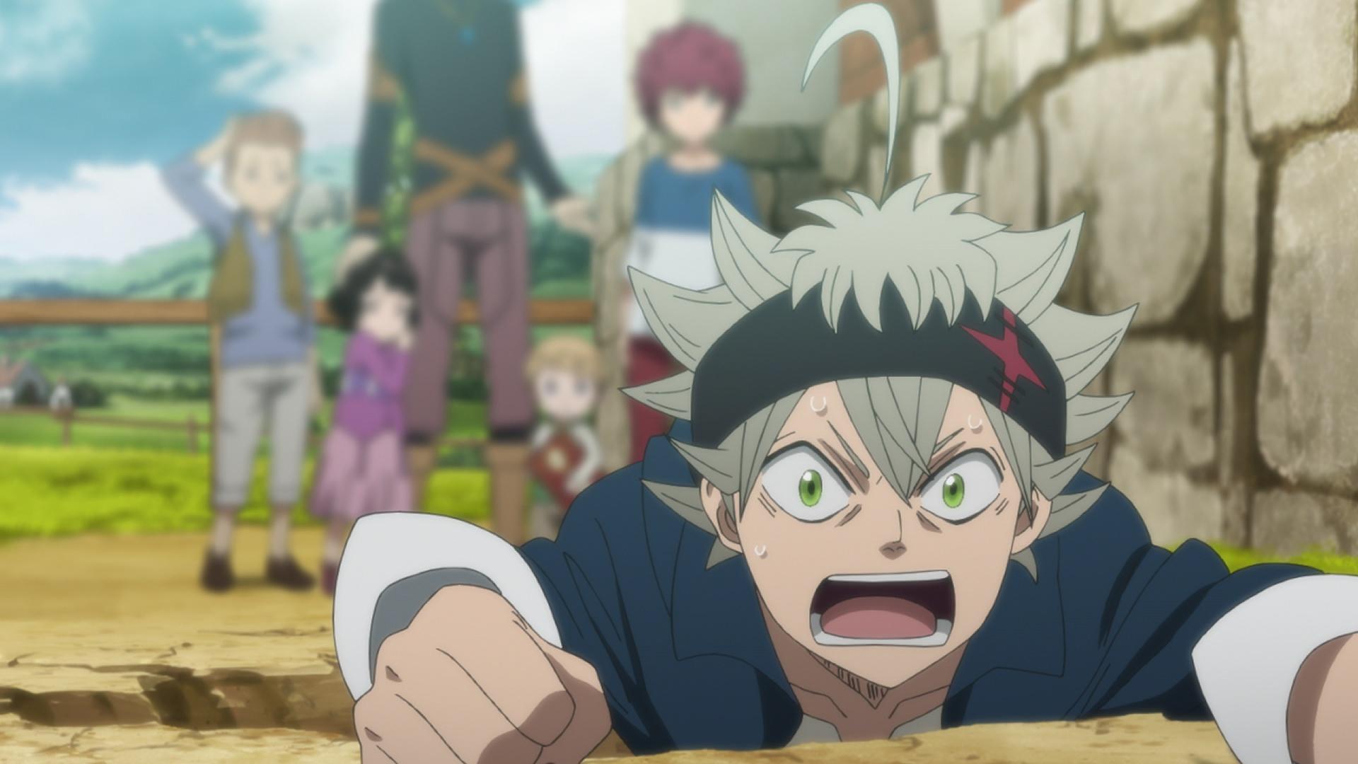 Watch Black Clover Season 1 Episode 1 Sub & Dub | Anime
