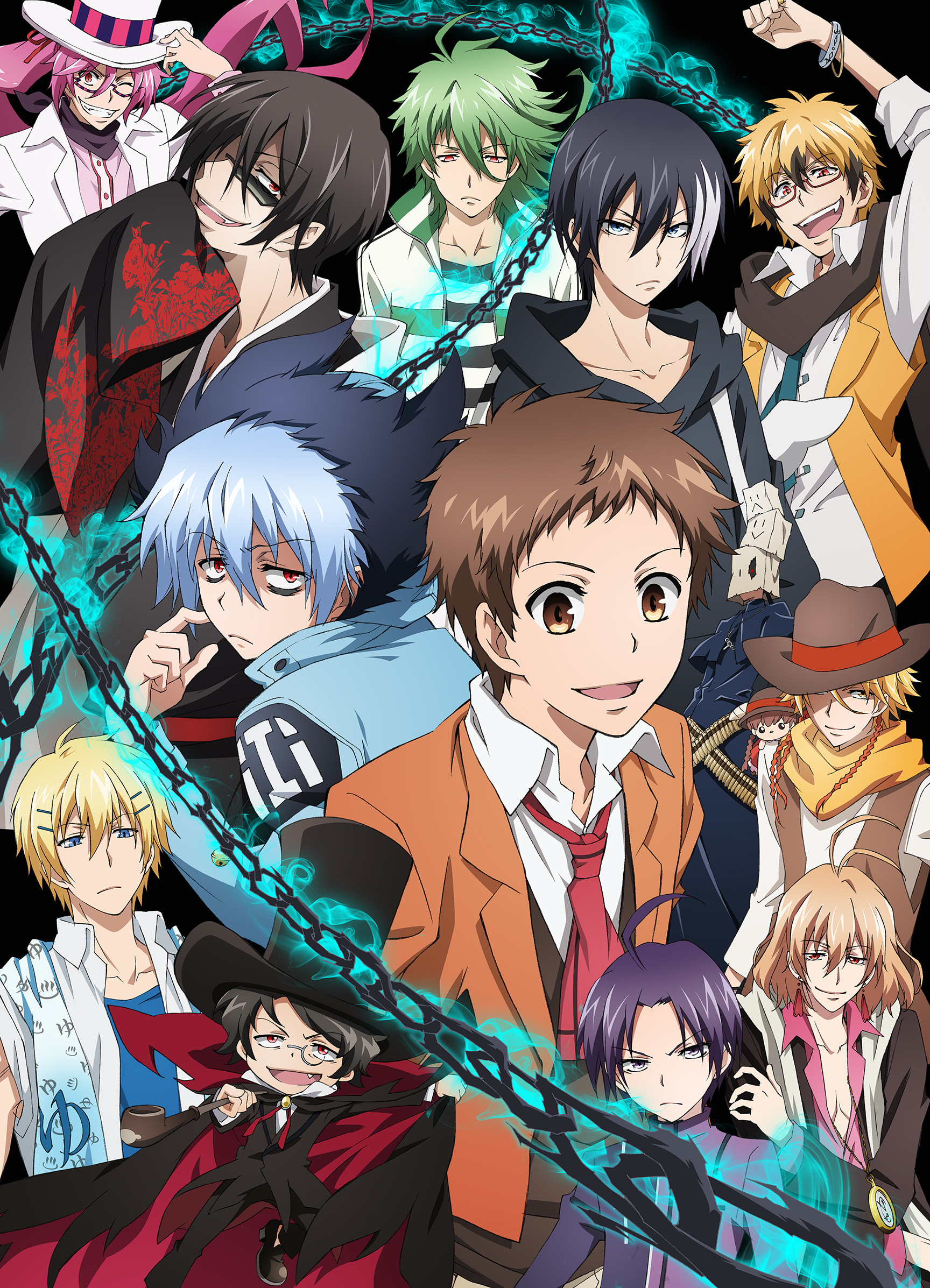 Watch Servamp Episodes Sub & Dub | Action/Adventure, Fantasy Anime