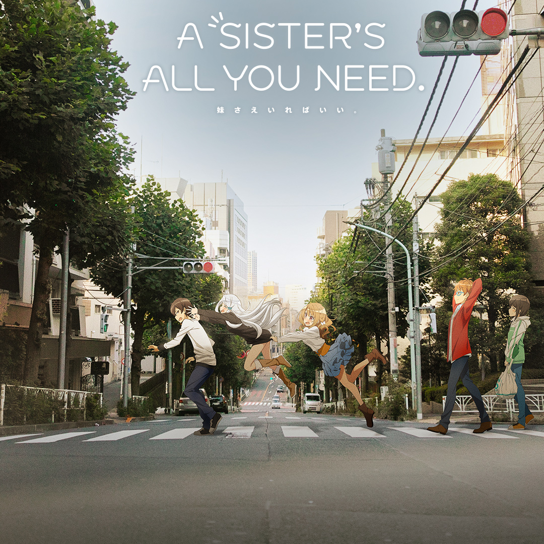 Watch A Sister S All You Need Episodes Sub Dub Comedy Fan