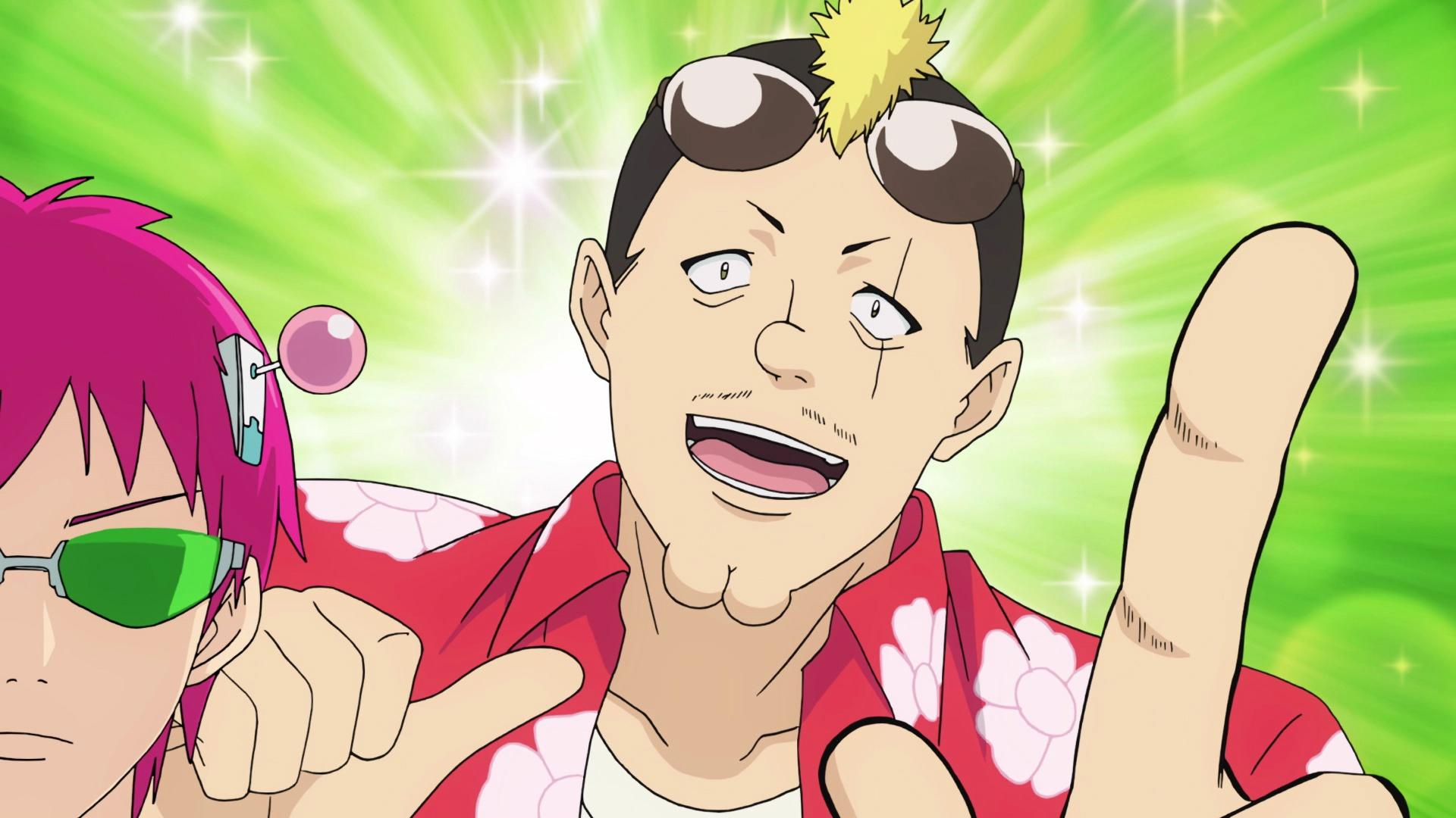 Watch the disastrous life of saiki k season 1 episode 3 sub dub anime simulcast funimation - The disastrous life of saiki k season 2 episode 1 ...