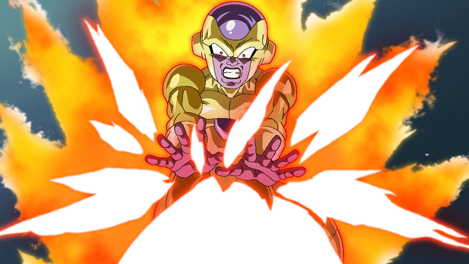 Episode 25: An All-Out Battle! The Revenge of Golden Frieza