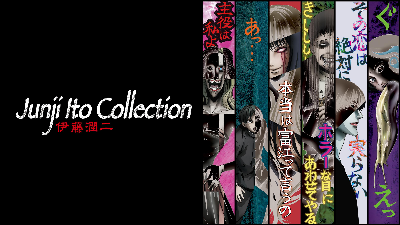 junji ito collection ova download