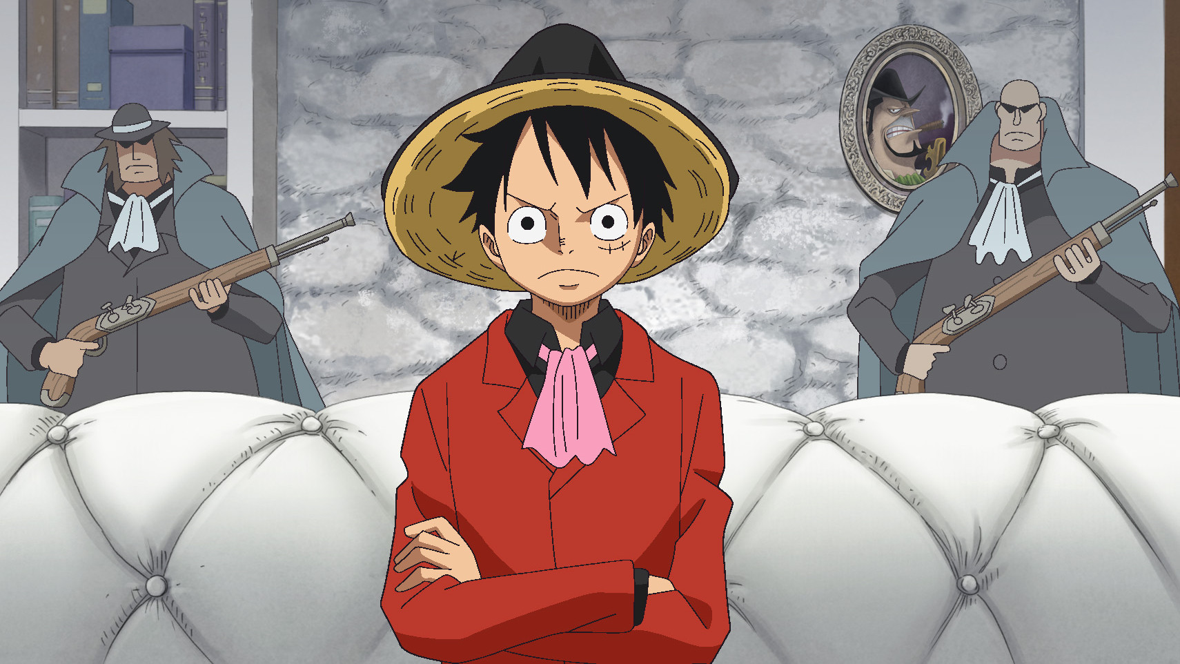 Watch One Piece Season 13 Episode 828 Anime on Funimation