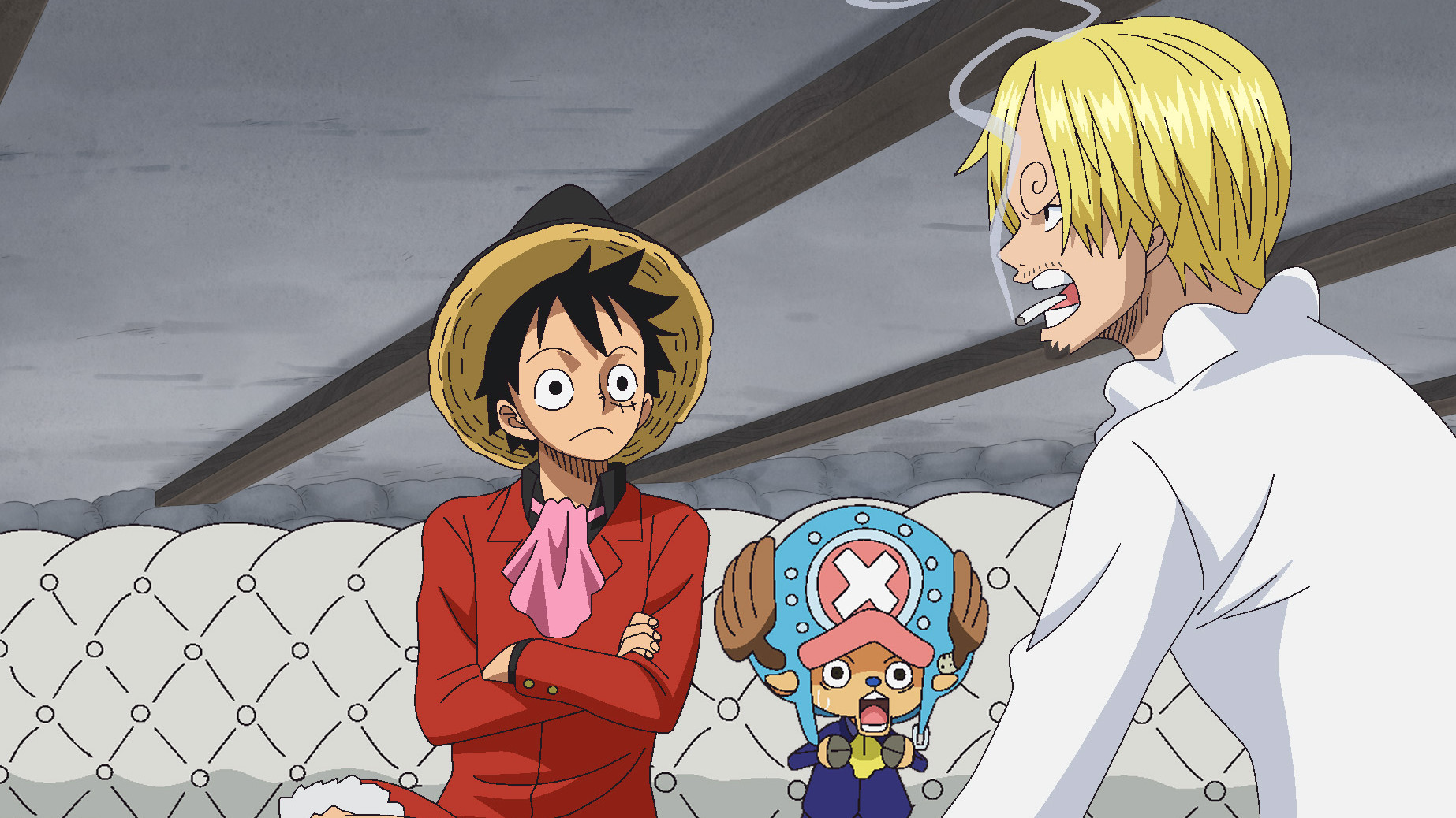 Watch One Piece Season 13 Episode 829 Anime on Funimation