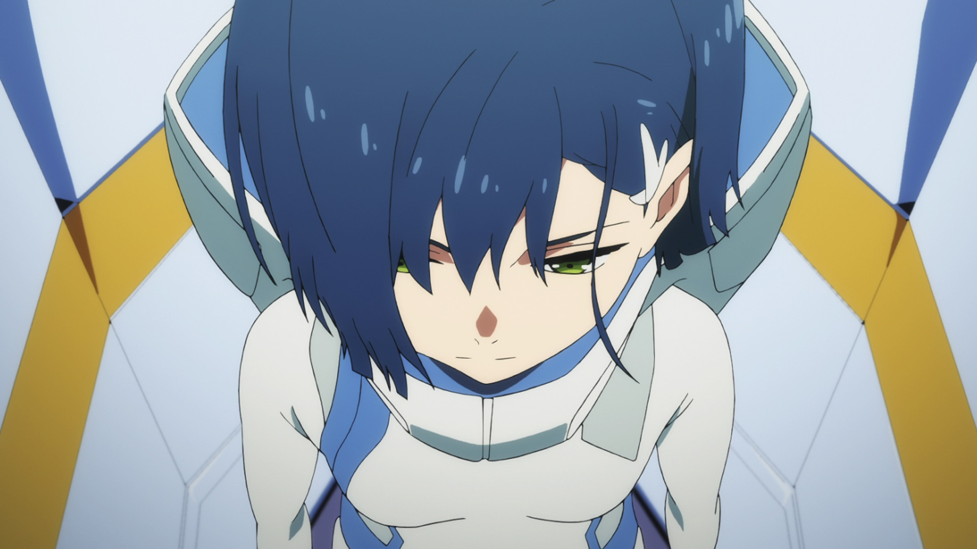 Watch Darling In The Franxx Season 1 Episode 2 Anime On