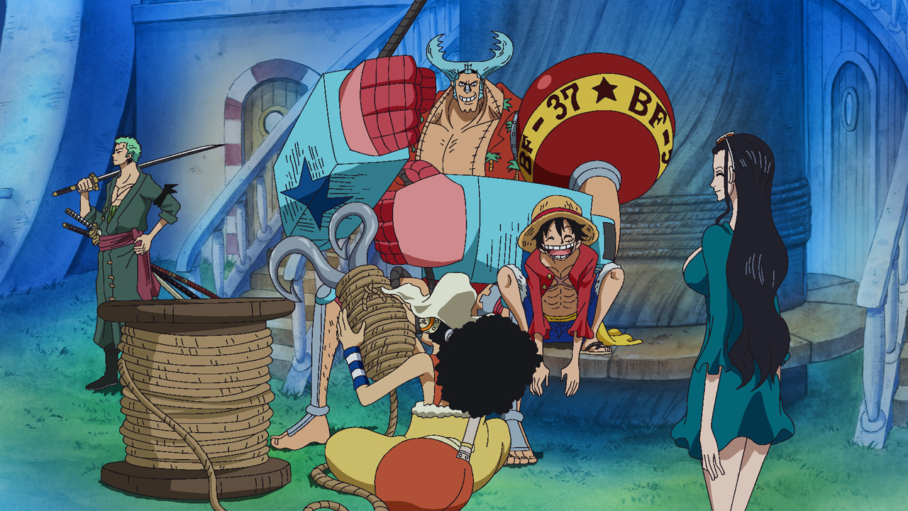 Watch One Piece Season 9 Episode 574 Sub & Dub | Anime ...