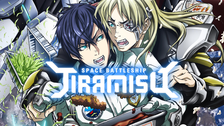 Watch Space Battleship Tiramisu Episodes Sub Dub Comedy Sci