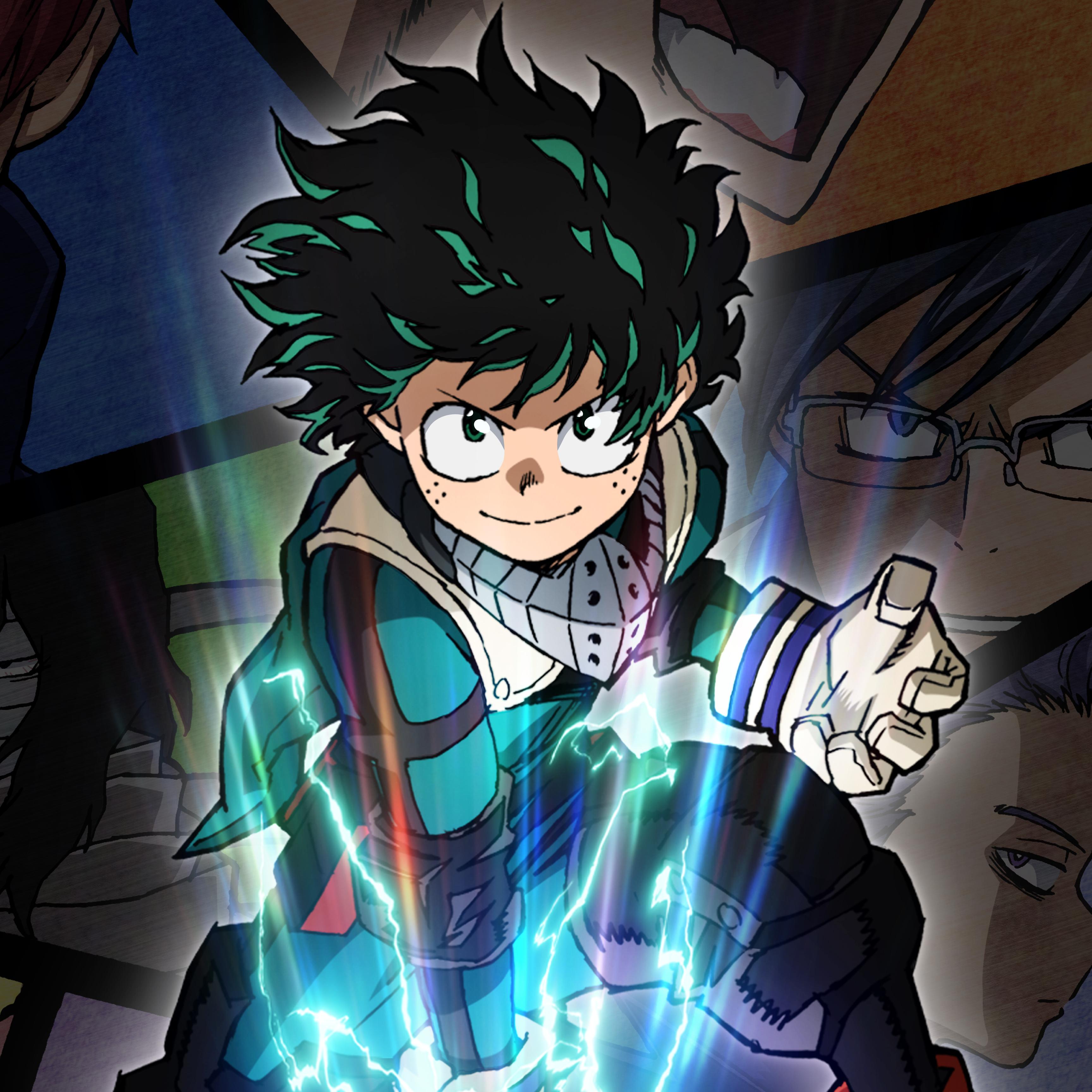 Watch my hero academia episodes sub dub action adventure shounen anime funimation