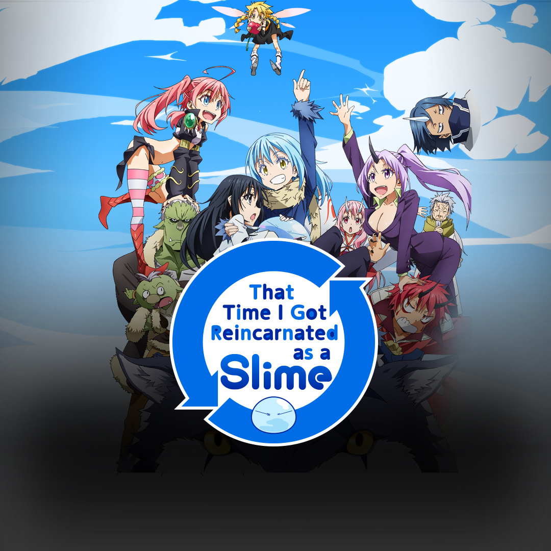 That Time I Got Reincarnated As A Slime Stream