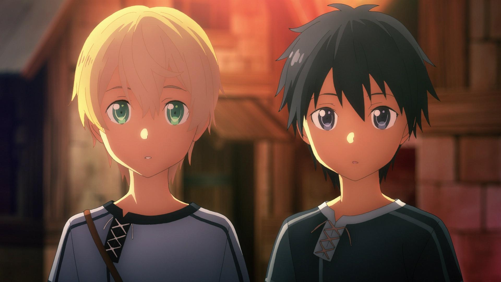 Watch Sword Art Online Season 3 Episode 1 Sub & Dub | Anime