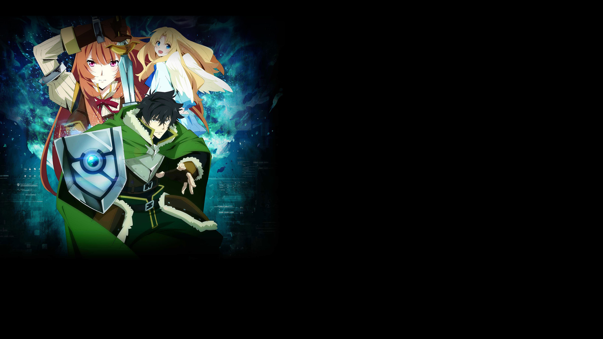 The Best The Rising Of The Shield Hero Wallpaper 1080P PNG