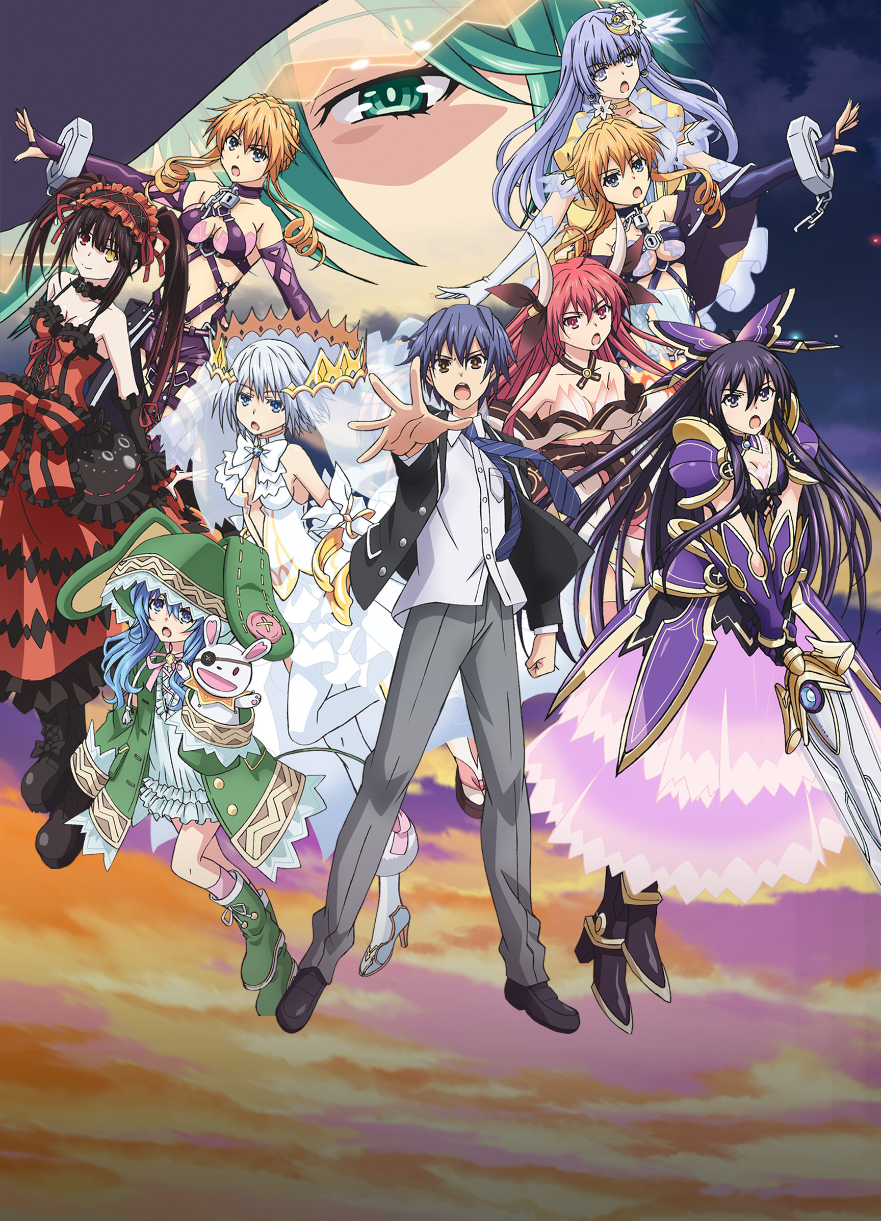 date a live episode 9 english dub download