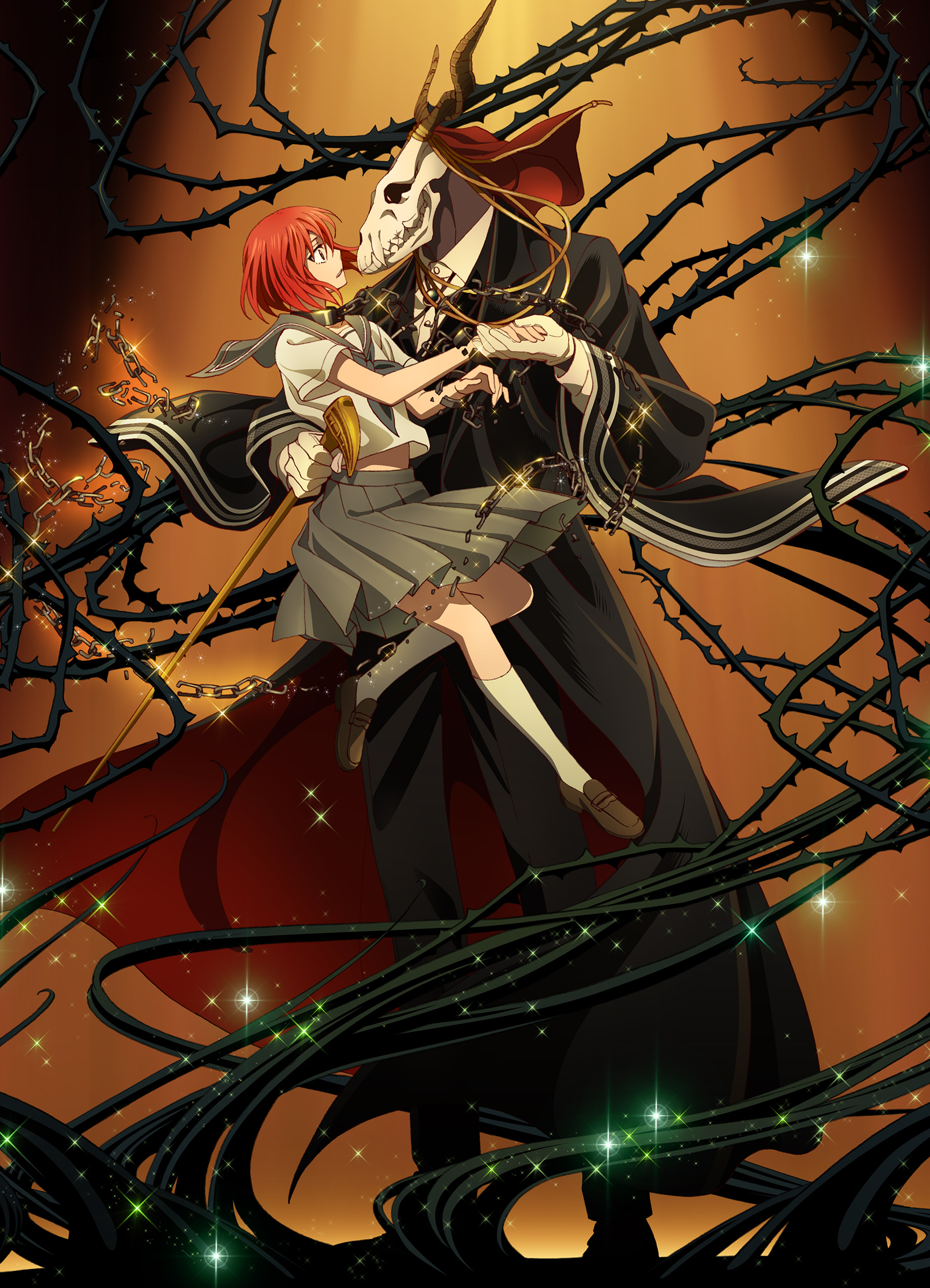 the ancient magus bride episode 7 dailymotion