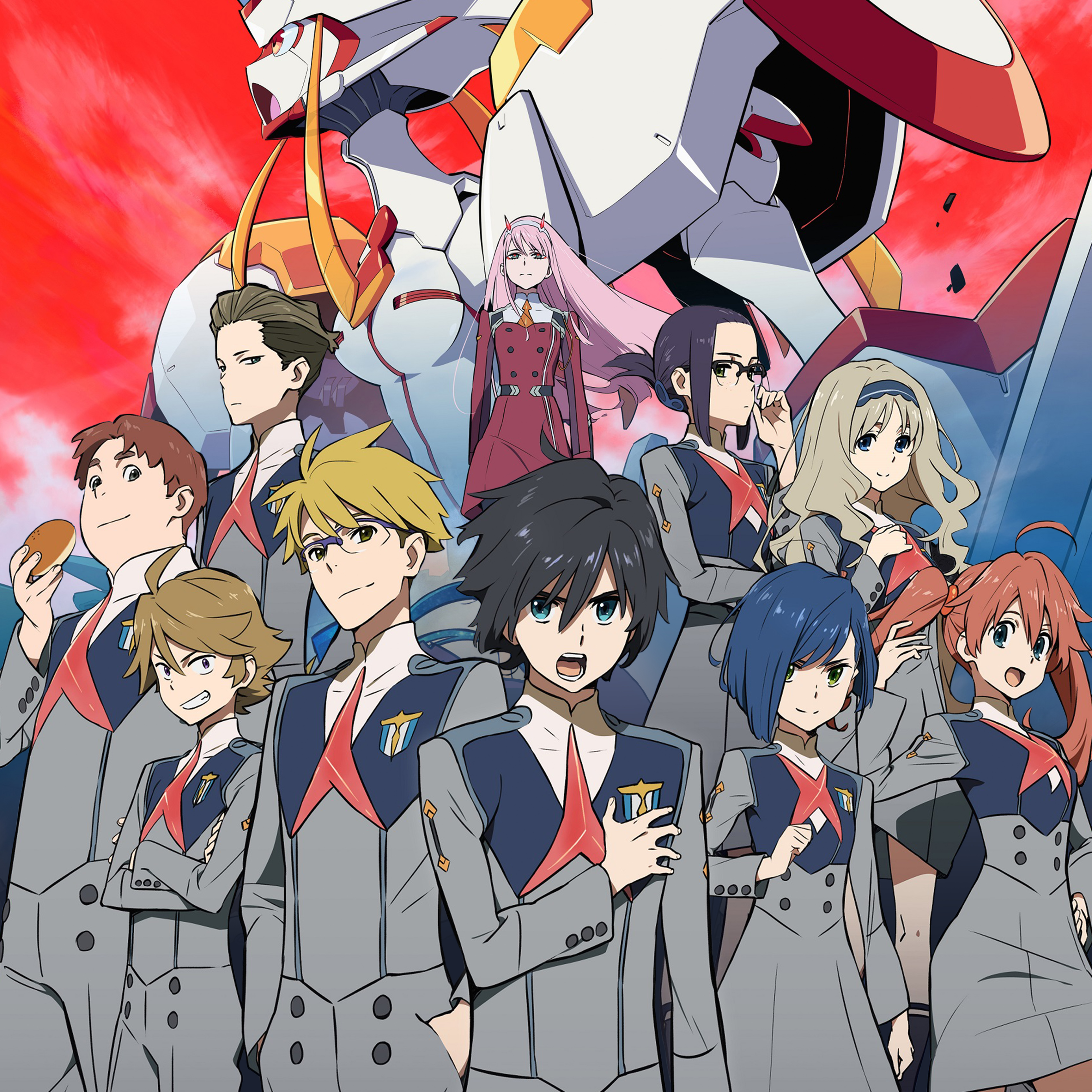 Watch Darling In The Franxx Episodes Sub & Dub | Action/Adventure