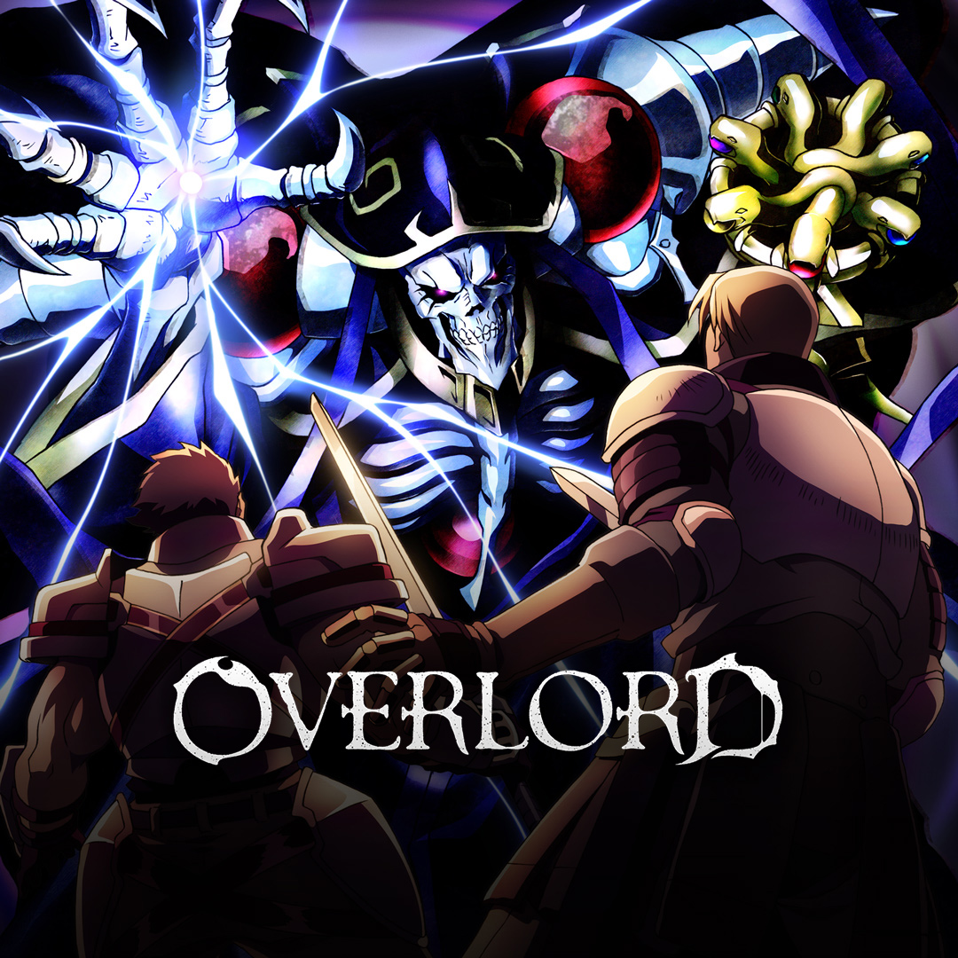 Watch Overlord Episodes Sub & Dub | Action/Adventure