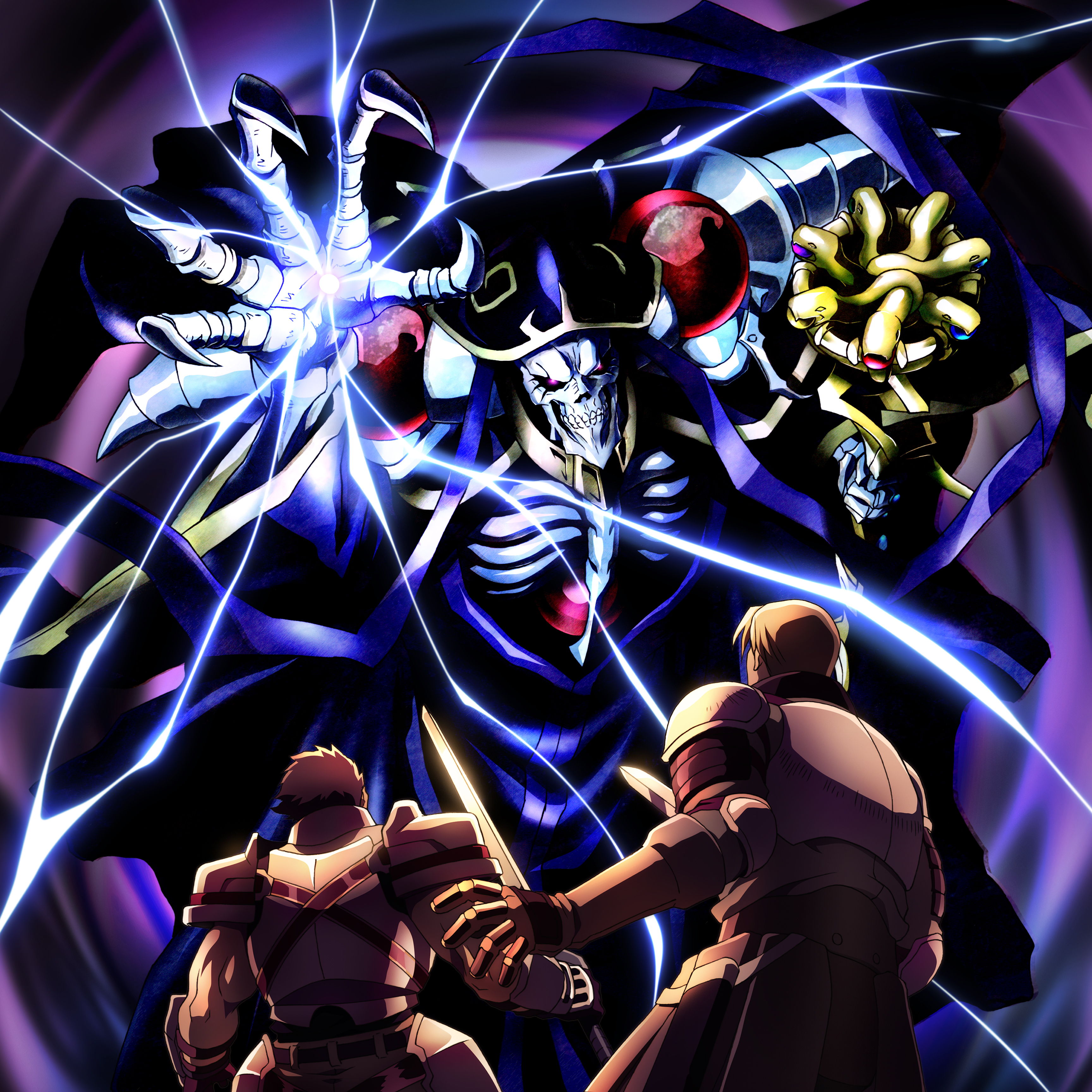 Watch Overlord Episodes Sub & Dub   Action/Adventure