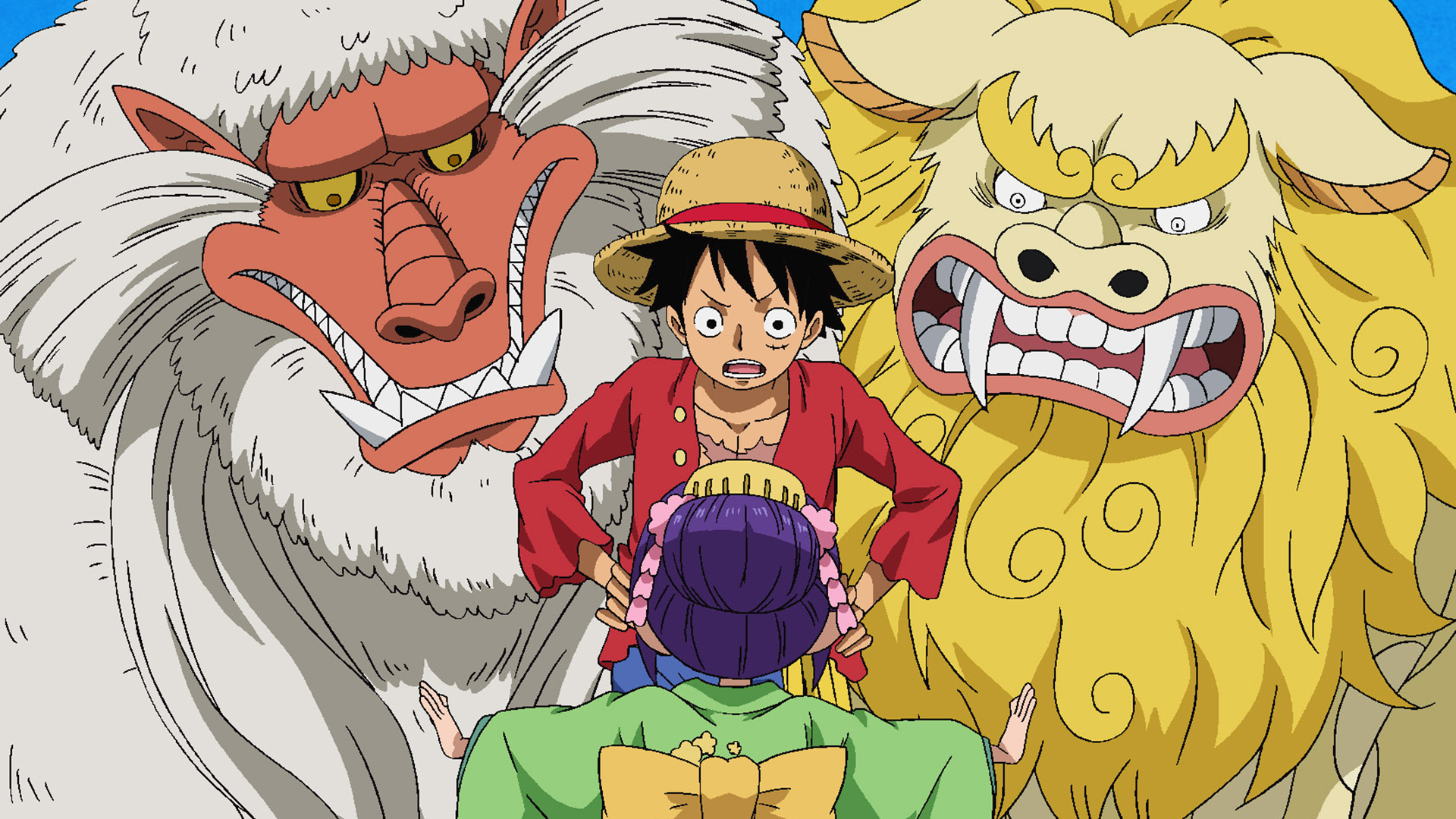 Watch One Piece Season 13 Episode 894 Sub Dub Anime