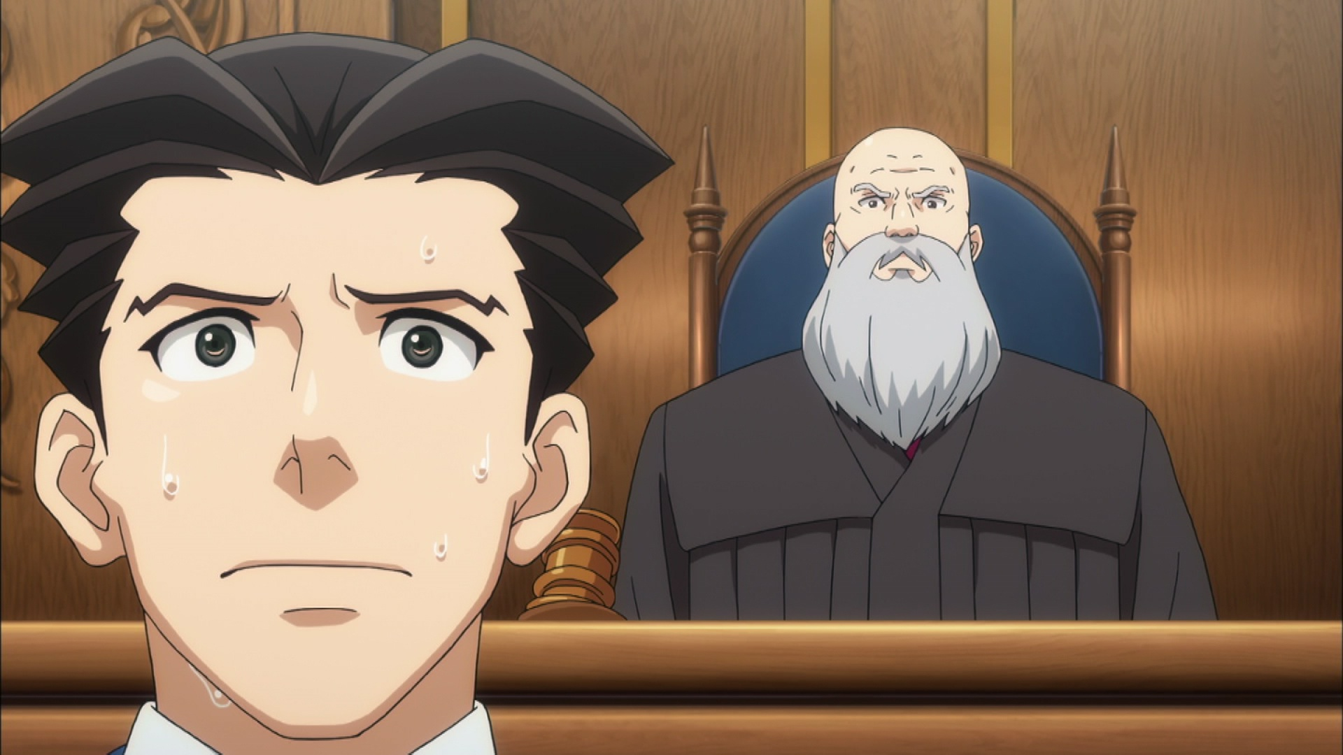 Watch Ace Attorney Season 2 Episode 25 Sub Dub Anime Uncut