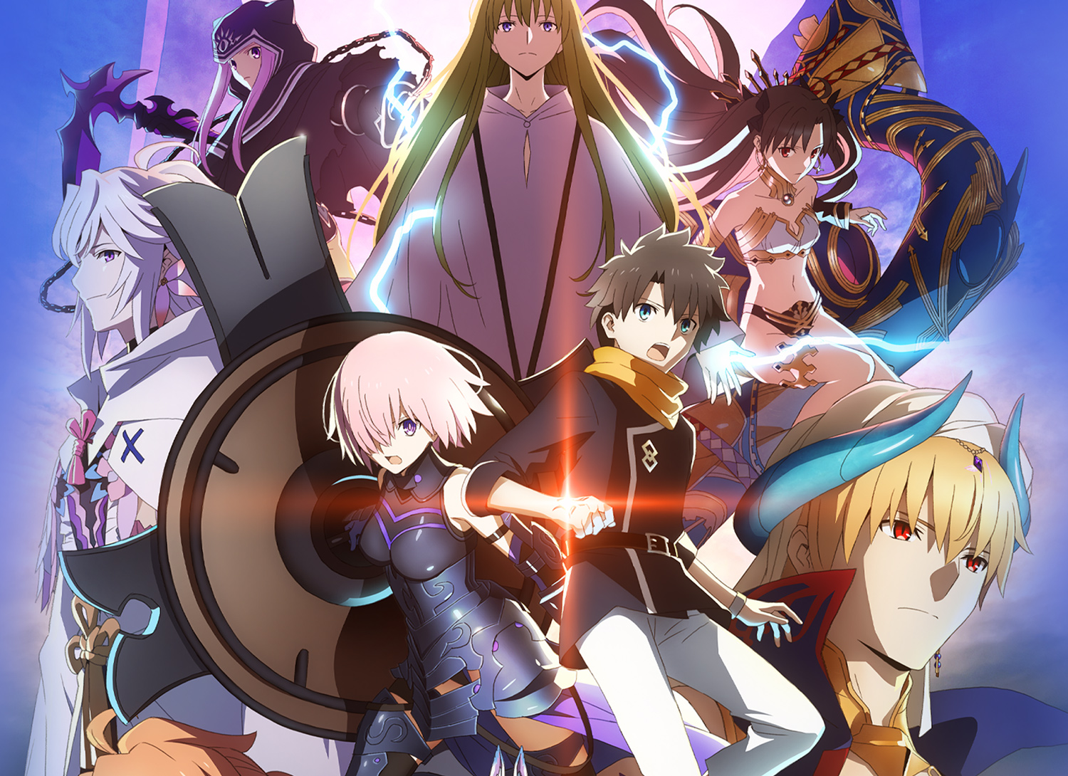 Image result for fate grand order babylonia