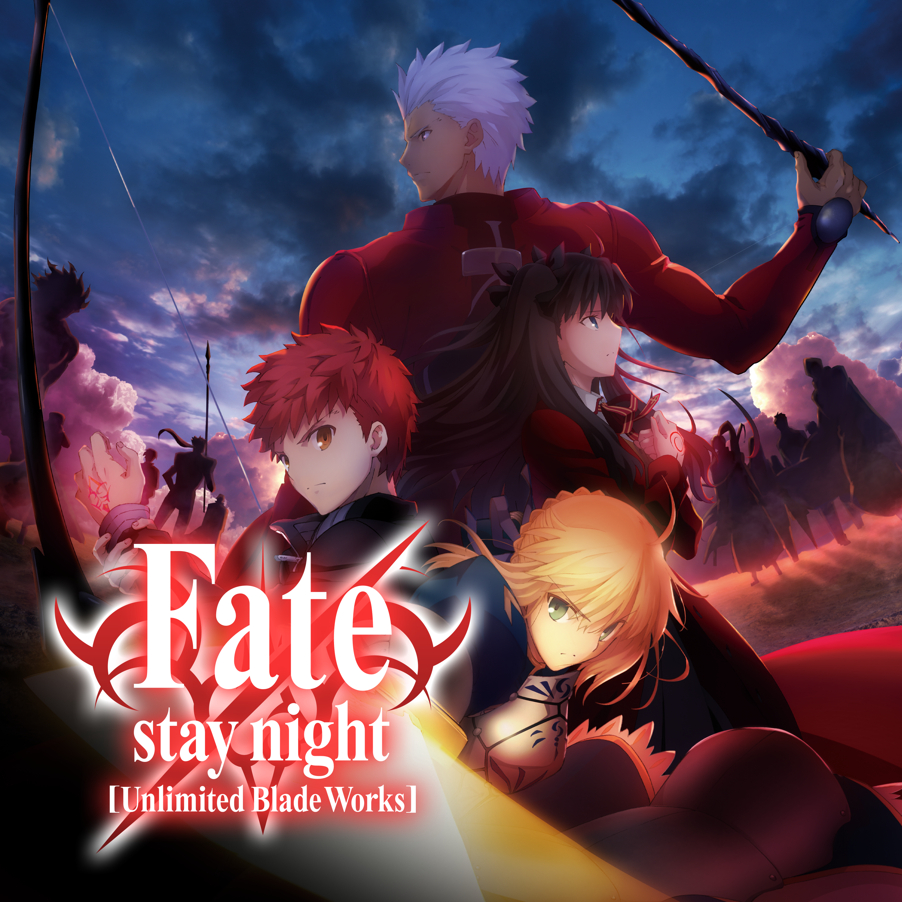 fate stay night unlimited blade works watch online free