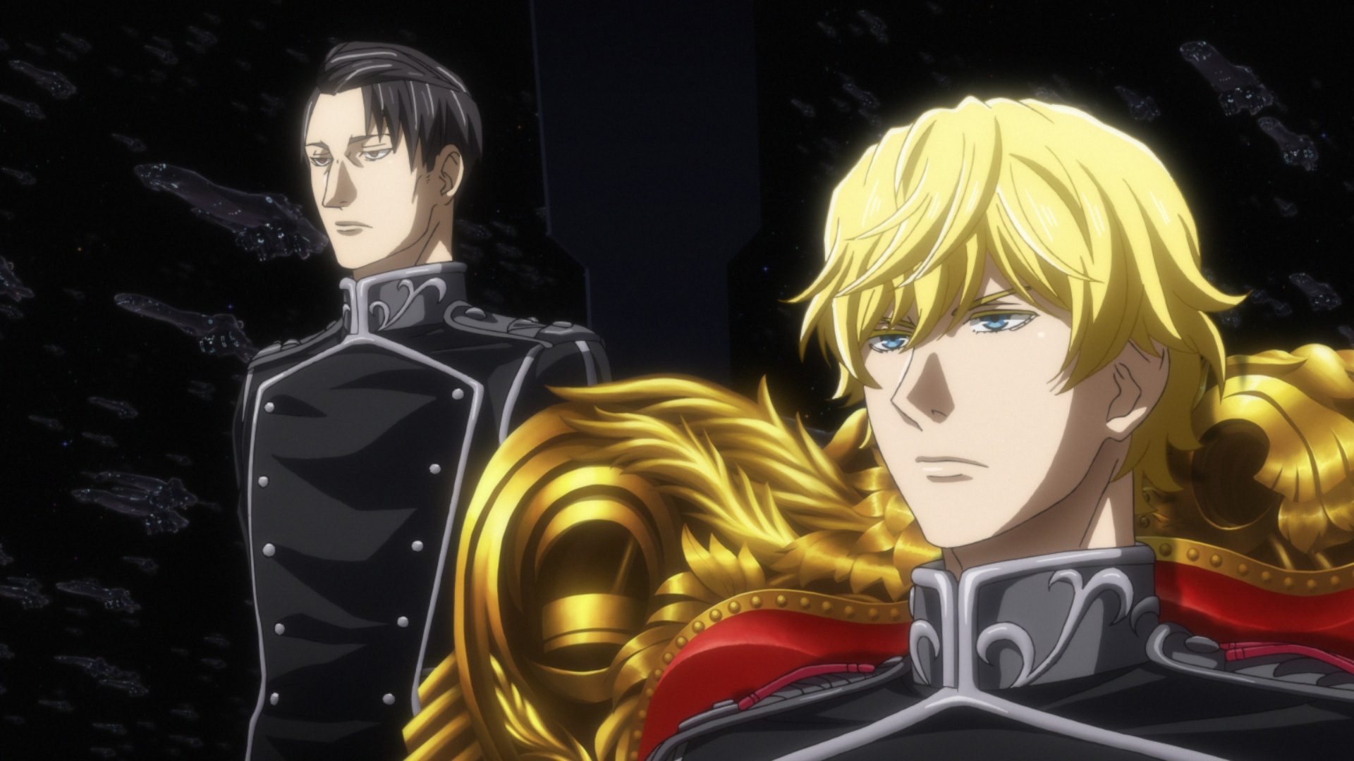 Watch Legend Of The Galactic Heroes Die Neue These Season 2