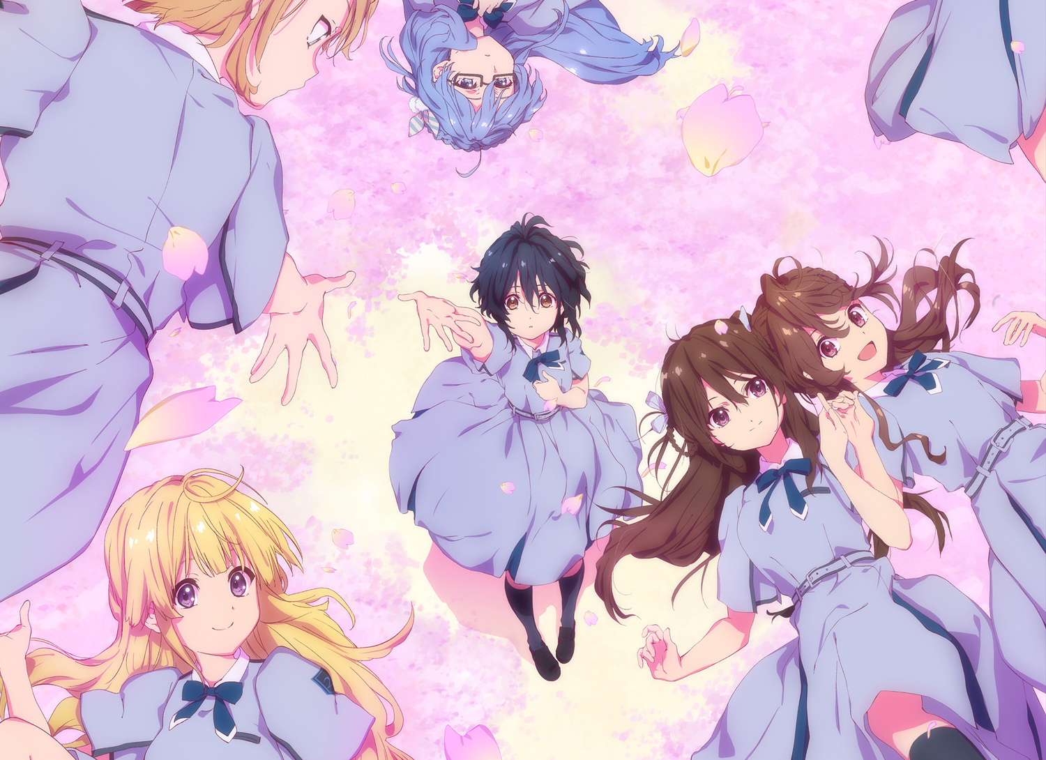 Image result for 22/7 anime