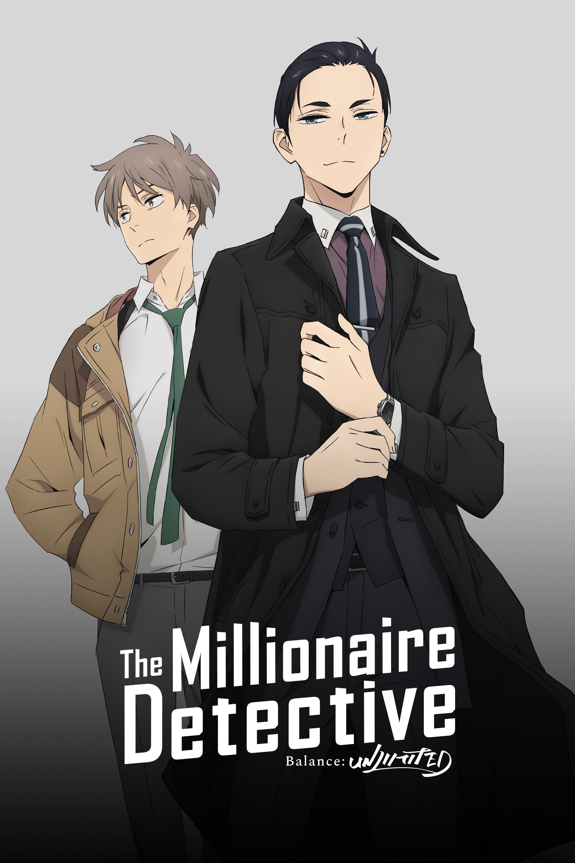 The Millionaire Detective' funimation anime