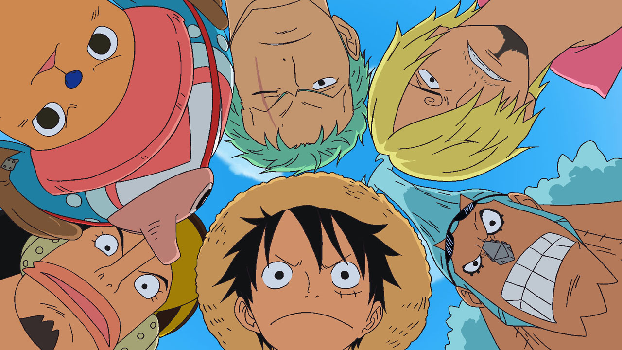 free one piece episodes english dubbed