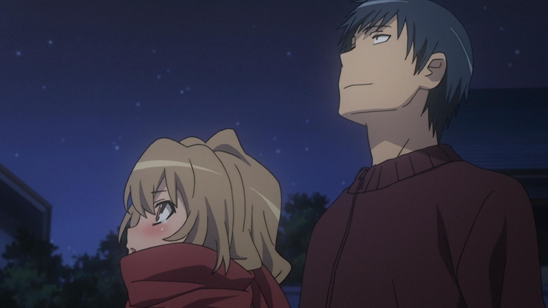 toradora anime episode season dub power funimation romance shows