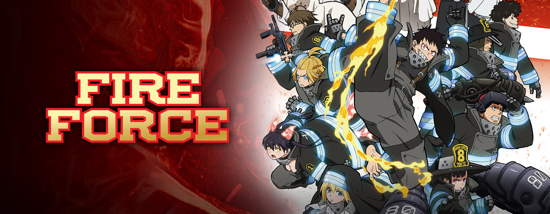 Watch Fire Force Sub Dub Action Adventure Sci Fi Anime Funimation He's also the one who saved shinra's life 12 years ago. watch fire force sub dub action