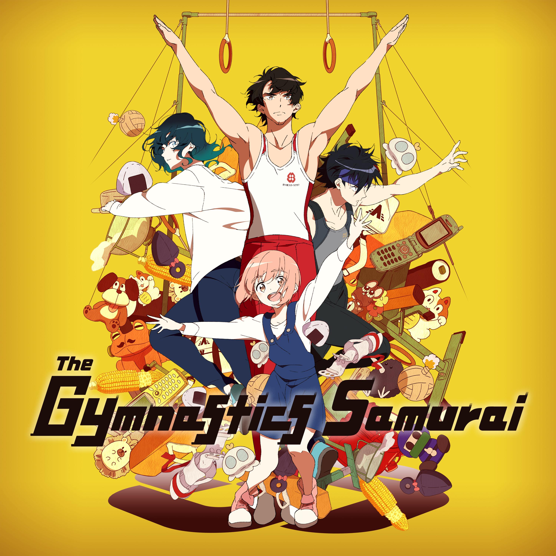 Watch The Gymnastics Samurai Sub & Dub | Drama Anime | Funimation