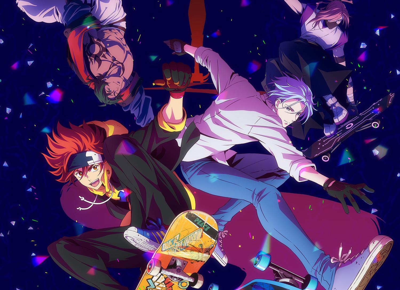 Ver Sk8 The Infinity Subtitulado y Doblado | Acción/Aventuras Anime |  Funimation