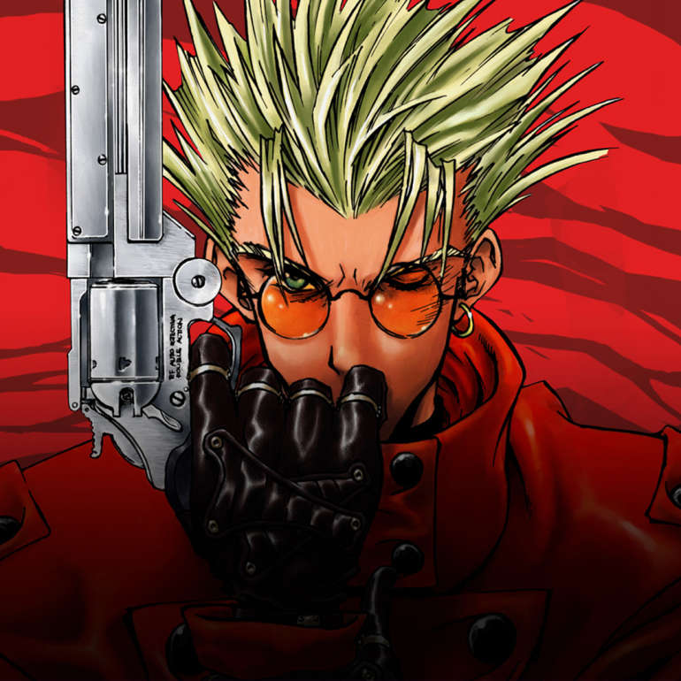 Watch Trigun Sub Dub Action Adventure Sci Fi Anime Funimation