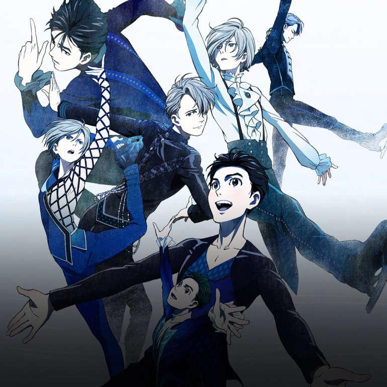 Watch Yuri On Ice Dub Comedy Slice Of Life Anime Funimation