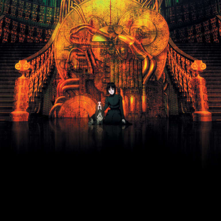 Watch Ghost In The Shell 2 Innocence Sub Dub Action Adventure Drama Sci Fi Anime Funimation