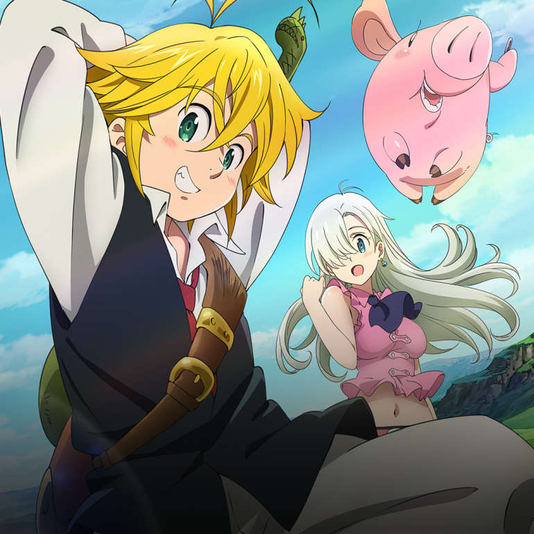 the seven deadly sins anime free online