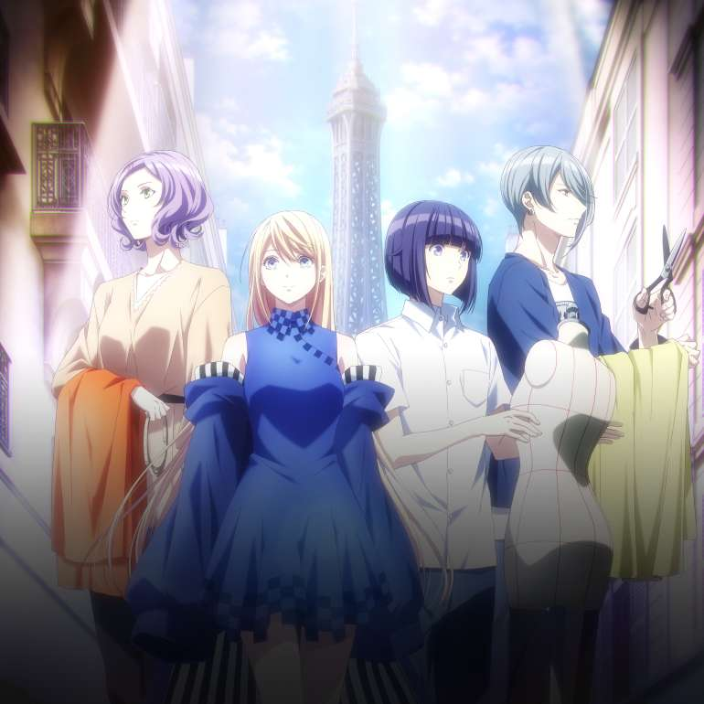 Watch Smile Down The Runway Episodes Sub & Dub | Drama, Shoujo ...