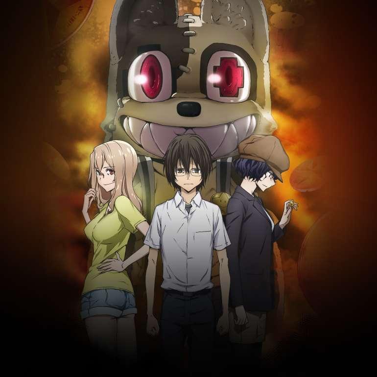 Action/Adventure Anime