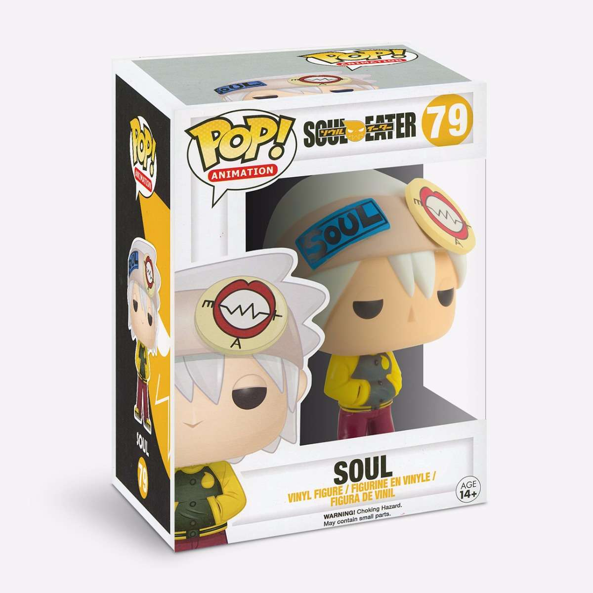 soul eater funko pop soul figures collectibles