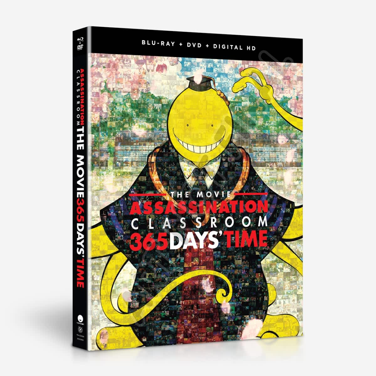 The Movie - 365 Days' Time - BD/DVD Combo home-video