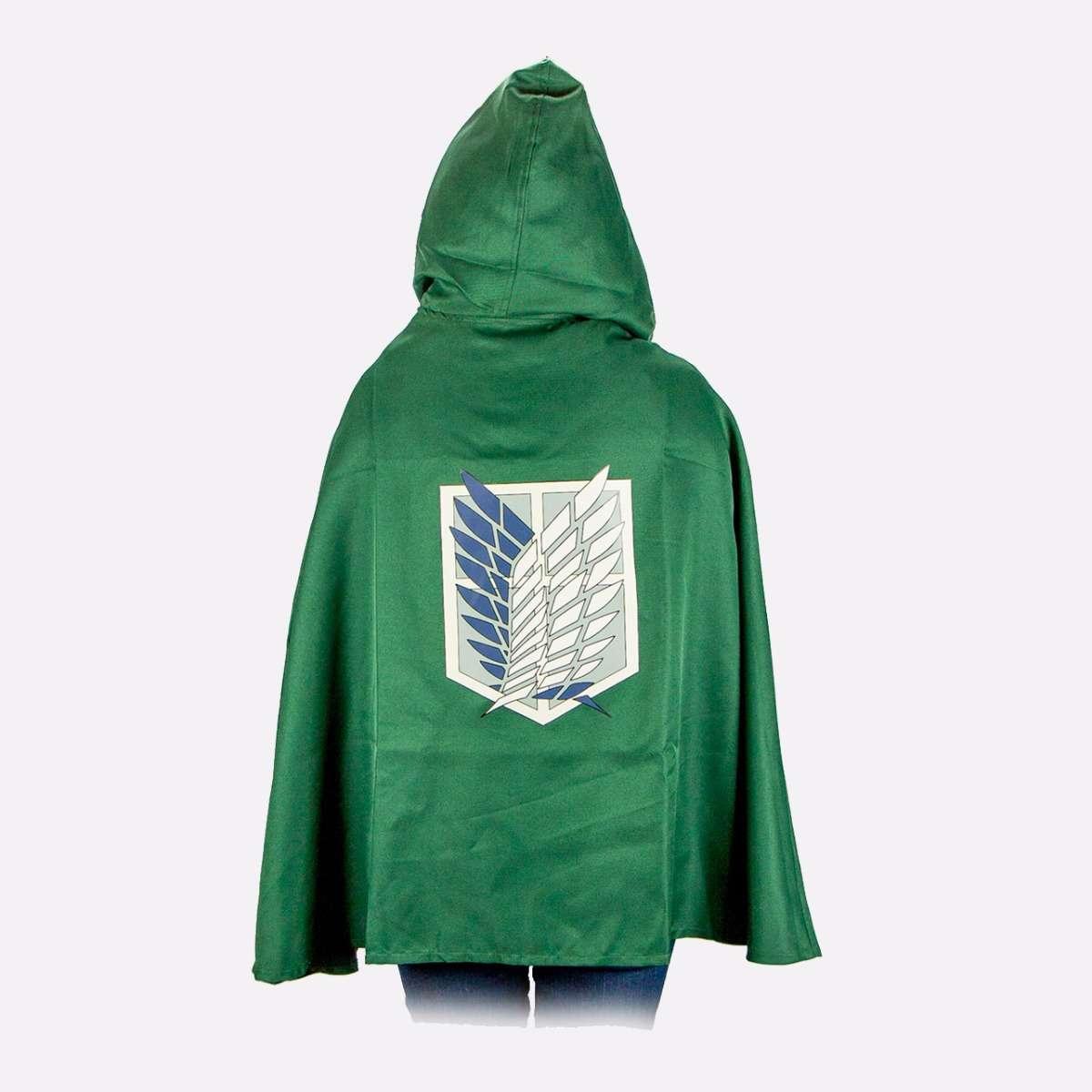 Scouting Legion Hooded Cloak apparel