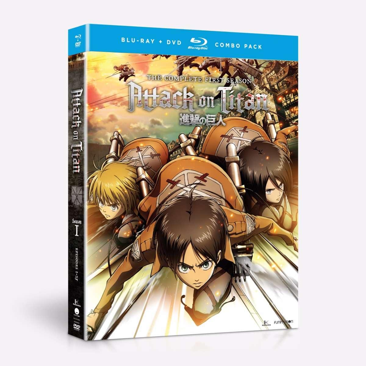 Complete Season One - BD/DVD Combo - FUN.com Exclusive home-video