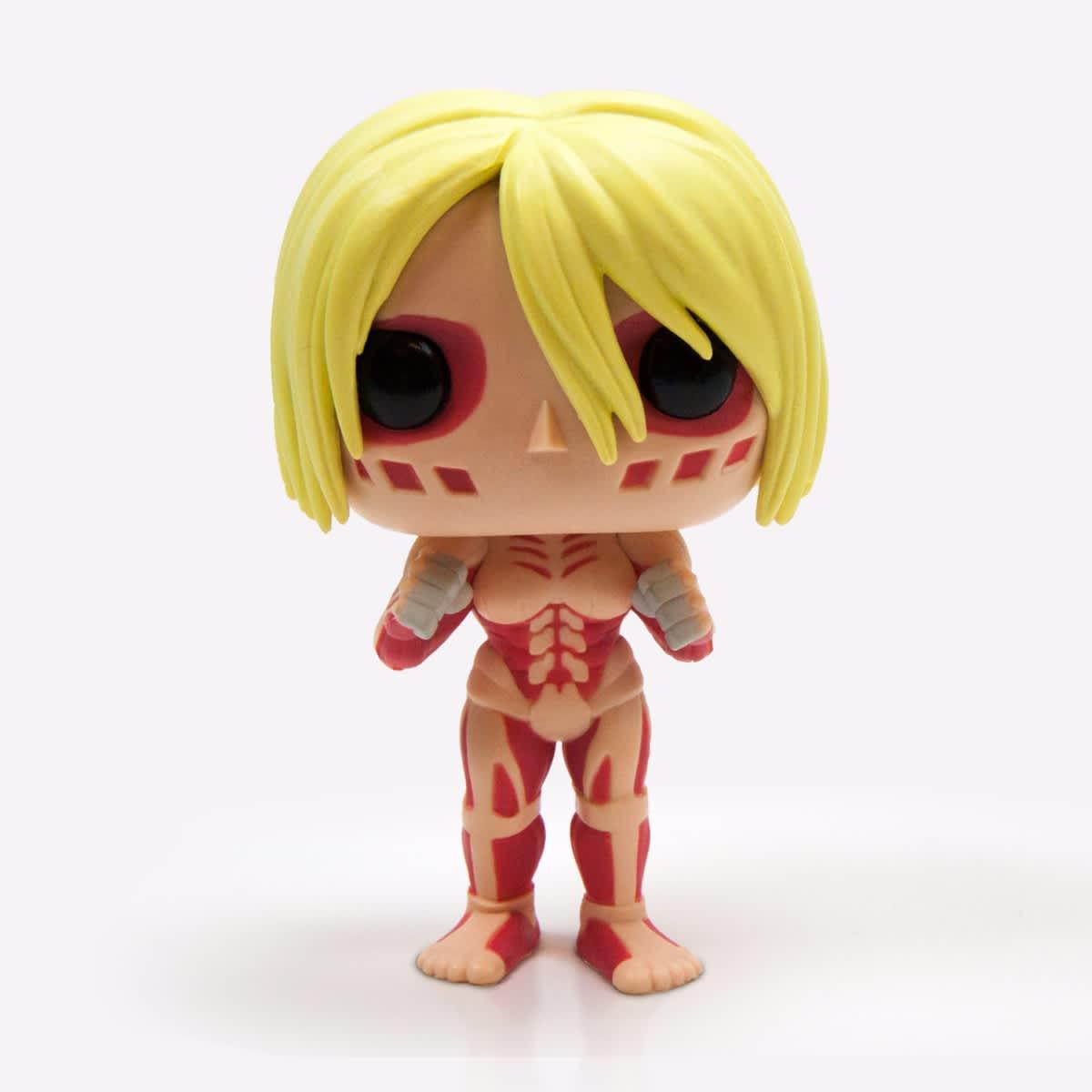 Funko Pop - Female Titan 6'' figures-collectibles