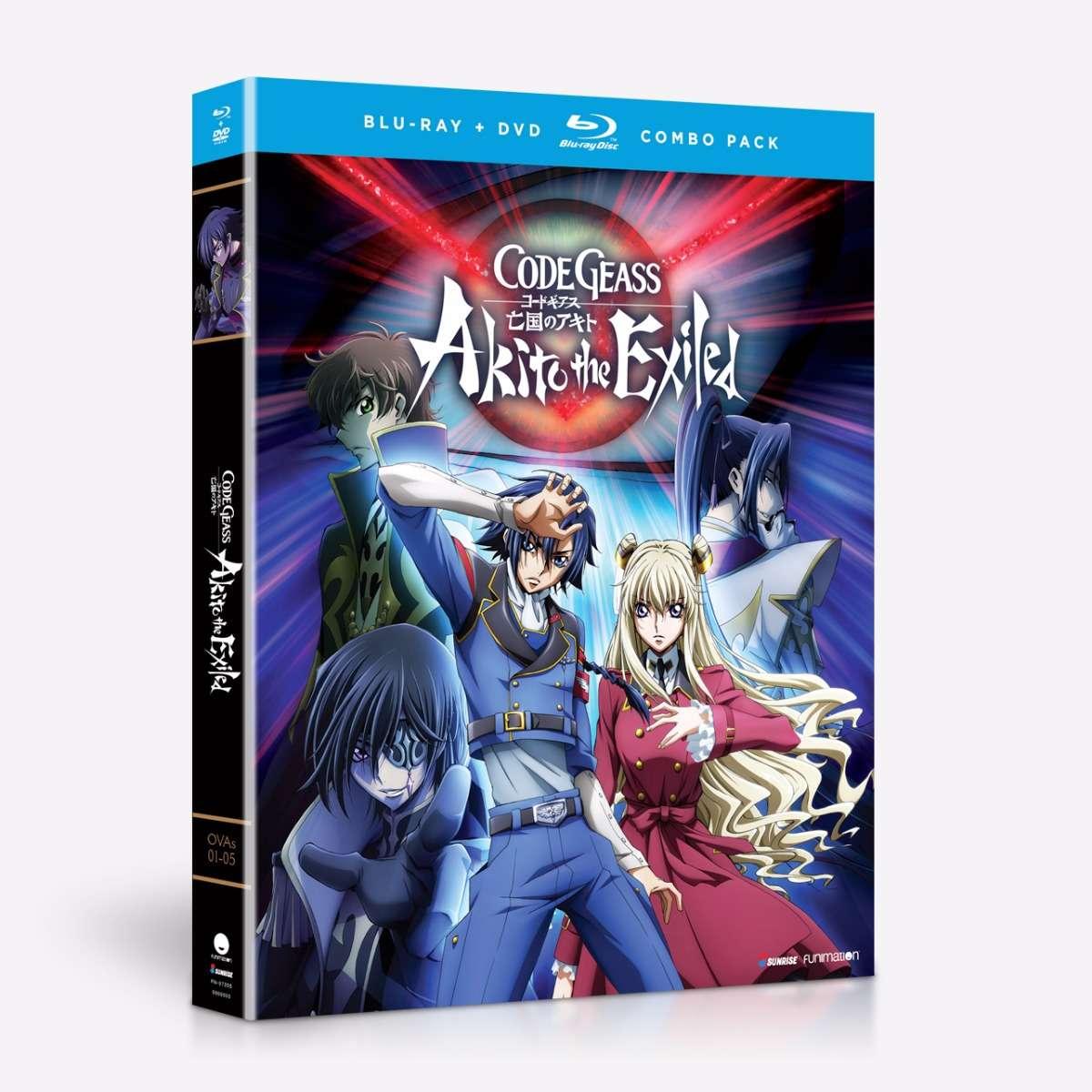 OVA Series - BD/DVD Combo home-video