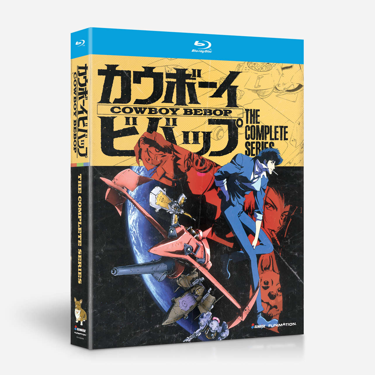 Complete Series - Blu-ray home-video