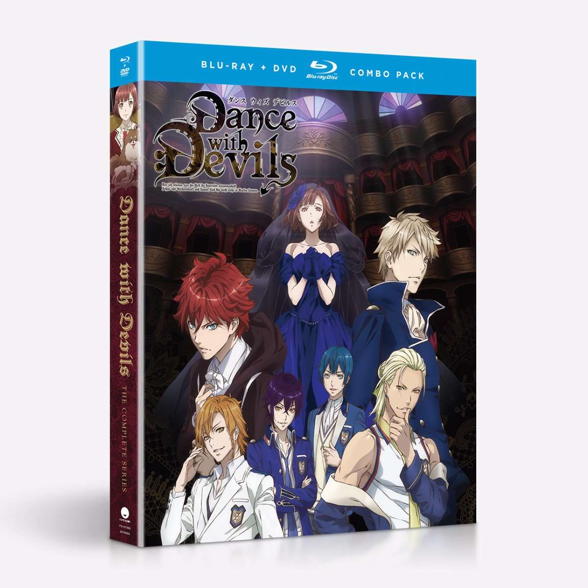 The Complete Series - BD/DVD Combo SALE
